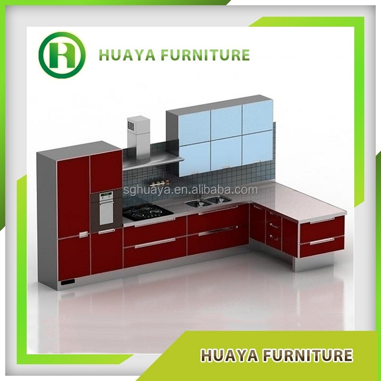 Stainless Steel Kitchen Cabinets Cost: Factory Price New Model Stainless Steel Commercial Kitchen