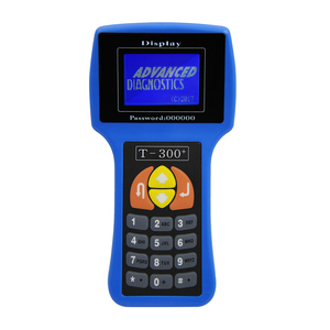 V17.8 T300 Car Transponder Key Programmer With English And Spanish Version