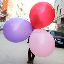 party;birthday;festival;toys;promotion;etc. Use and Latex Material large helium balloons