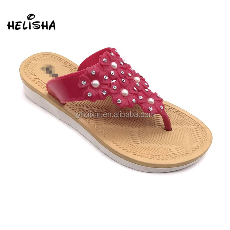 China Supplier Hot Sale Jelly Slipper Jellies Slippers Shoes Website Brazil
