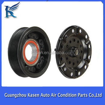 Air Con Compressor Clutch Denso 6pk Pulley Auto Ac A/c Clutch Assy ...