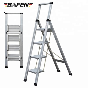 aluminum extension home used household ladder for sale