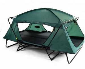 Hot sale Original Fishing folding single Outdoor camping Bed Tent