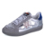 Hot sale sequin girls sneakers flat shoes, sequin Lace shoes for women