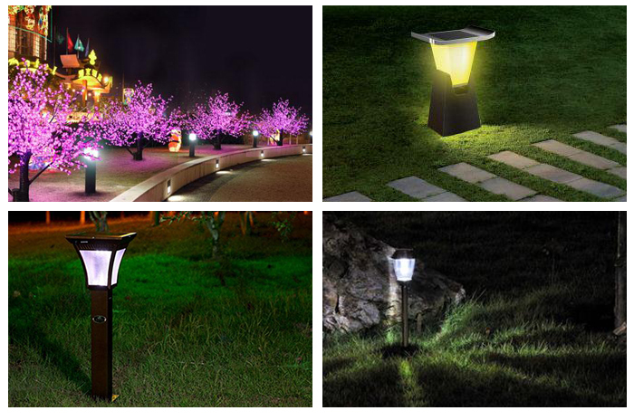Garden Lights Luxform Lighting