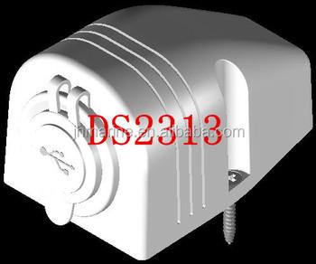 Impermeabile Dual 2 Presa Usb Usb Barca Caricabatterie 1a