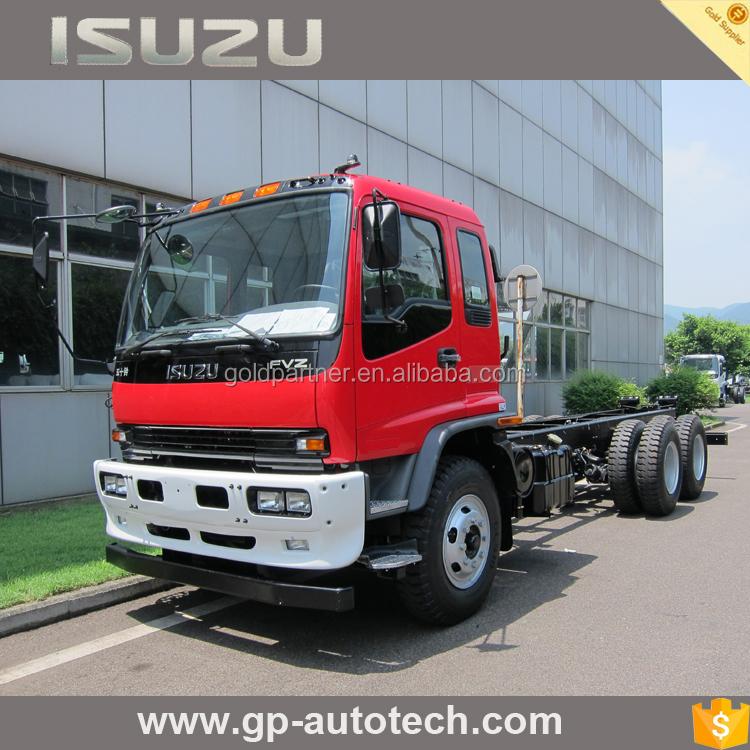 Isuzu Fvz 6x4 New Cargo Truck Chassis With Isuzu 6hk1 Diesel Engine - Buy  Isuzu 6x4 Fvz New Cargo Truck Chassis,Cargo Truck Chassis With Isuzu 6hk1