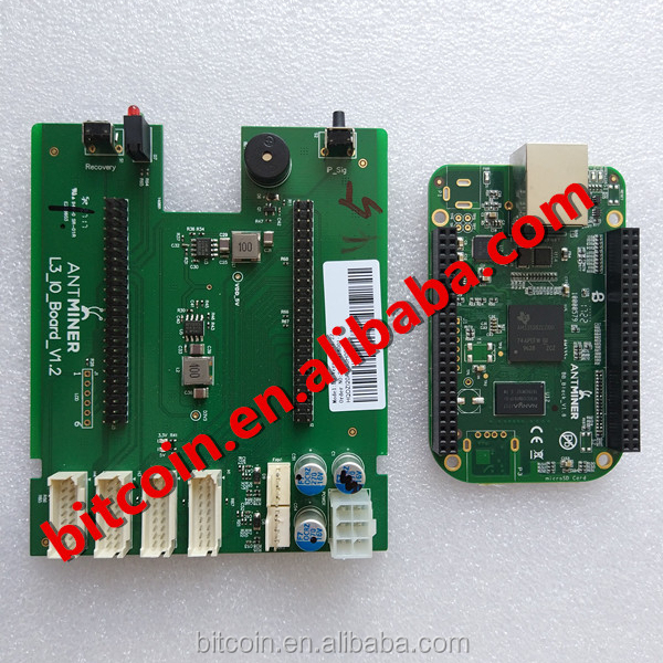 For L3+/d3/a3 Controller Board Bitmain Antminer Ltc/dashcoin Mining Machine  Miners - Buy Bitmain Antminer,Controller Board,L3+/d3/a3 Product on