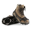 OUTAD High Quality TPR Hiking Traction Cleats Crampons For Snow And Ice