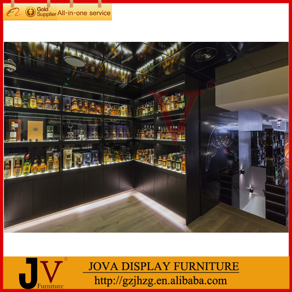 14111205 1411204 Liquor Display Cabinet ...