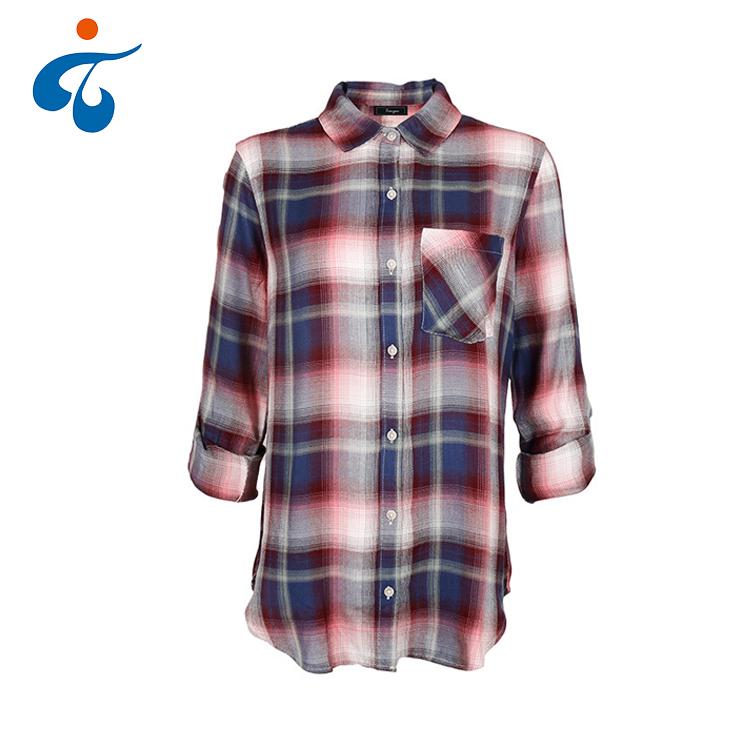 8df061d5eb camisa xadrez femininas de Atacado - Compre os melhores lotes camisa ...