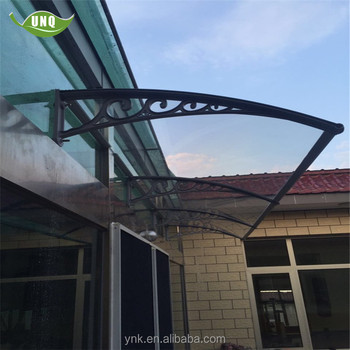 Balcony Roof Covering Patio Covers With Polycarbonate