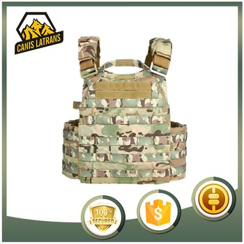 1000d Hight Quality Military Gear Tactical Modular Combat Multi-Function Vest