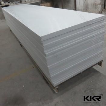 Acrylic Solid Surface Adhesive, Acrylic Sheet Fro Table Top, Acrylic Stone  Solid Surface