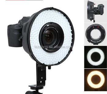 Falconeyes Photography&video Studio Light Camera Flash Lights Portable Lamp  Led Light 240 Led Faclon Eye Dvr-240 Df Dvr-240d - Buy High Quality
