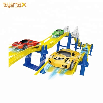 Newest Products Cartoon Plastic Toy Railway Train