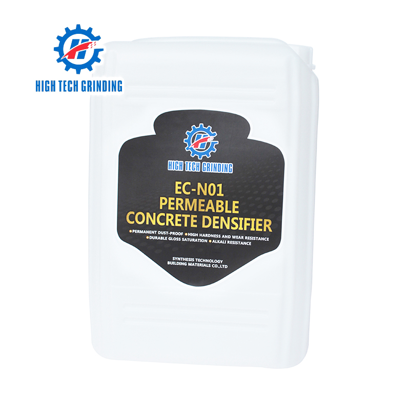 concrete floor hardener chemicals