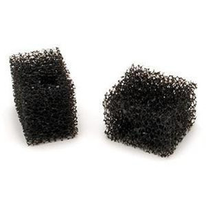 coarse filter sponge/dust filter foam/activated carbon filter material sample free