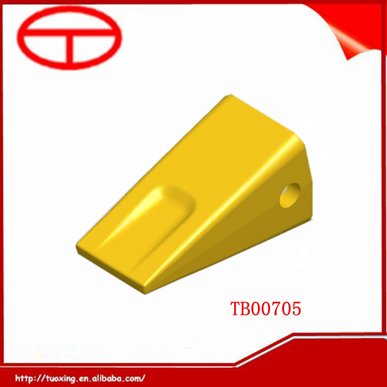 Casting excavator bucket teeth wear parts spare part manufacturer TB00705