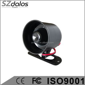 30 WATT DUAL TONE SIREN SD-30W Wired Alarm Siren Horn for Home Alarm System
