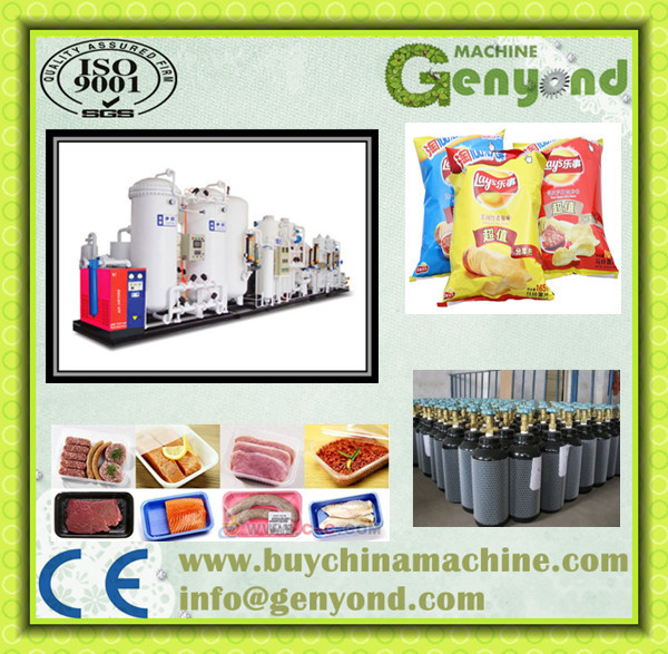 Industrial Oxygen Machine/Industrial Oxygen Gas Making Machinery