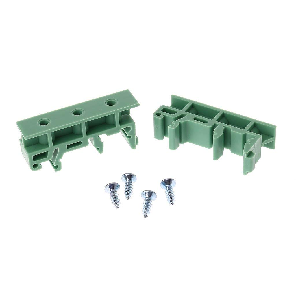 Cheap Carrier Circuit Board Find Deals On Pump Defrost Control Furnace Replacement Cost Get Quotations Forgun Pcb 35mm Din Rail Mounting Adapter Bracket Holder Clips