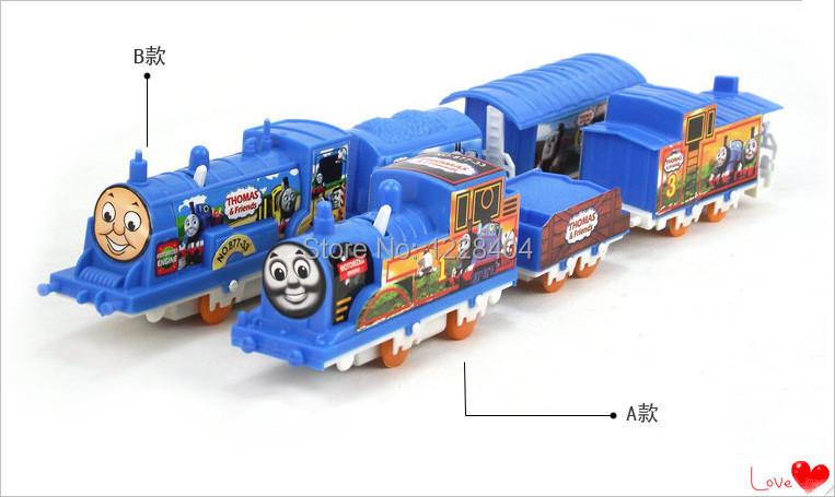 Pista Mini 1 Eléctrico Niños Tren Amigos Juguetes Box Los Juguete De Para Thomas La Con Del Set vmn0Nw8O