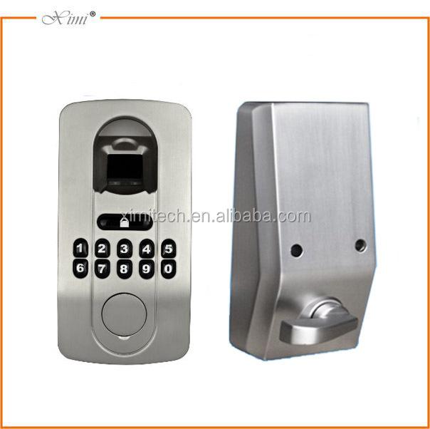 Lovely HL200 Biometric Fingerprint Door Lock For Home Office Optical Fingerprint  Sensor Door Lock With Keypad