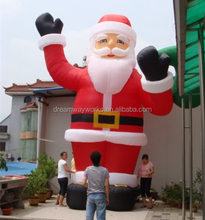 2017 New inflatable santa, inflatable santa claus, inflatable christmas decoration for sale