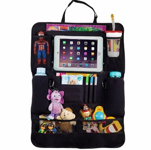 Car Back Seat Organizer for Kids