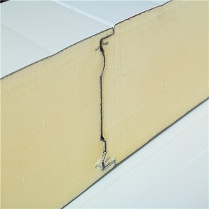 BRD High Quality Polyurethane Foam PU Cold Room Insulation/Isolation Panels