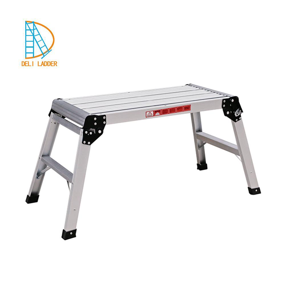 big car frame bench, good quality folding bench work platform 60*60cm
