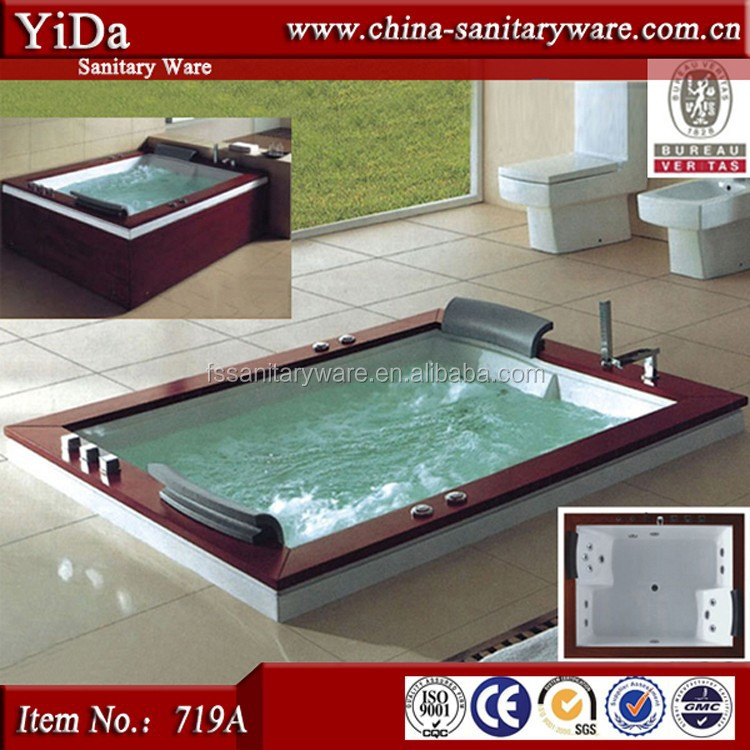 Drop-in Bathtub Massage Air Whirlpool,Color Bathtub Mini Indoor Hot ...