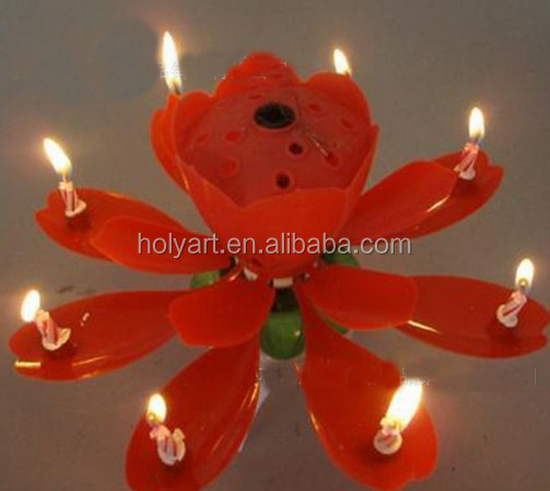 Hot Sale Magic Birthday Candle