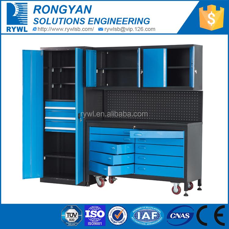 Fer q235 froide rouleau acier garage armoires de rangement outillage bo te ar - Armoire en fer pour garage ...