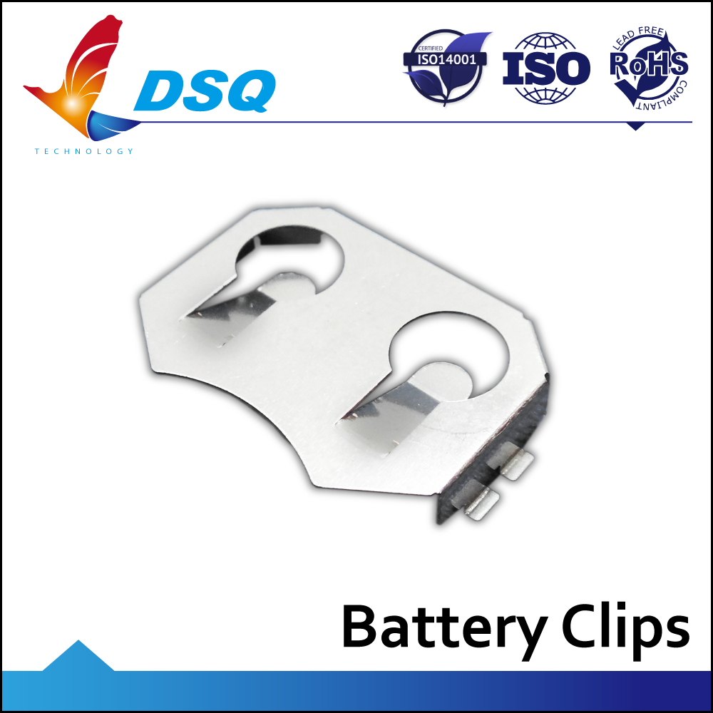 2017 Best Belling Battery Clips In Asia