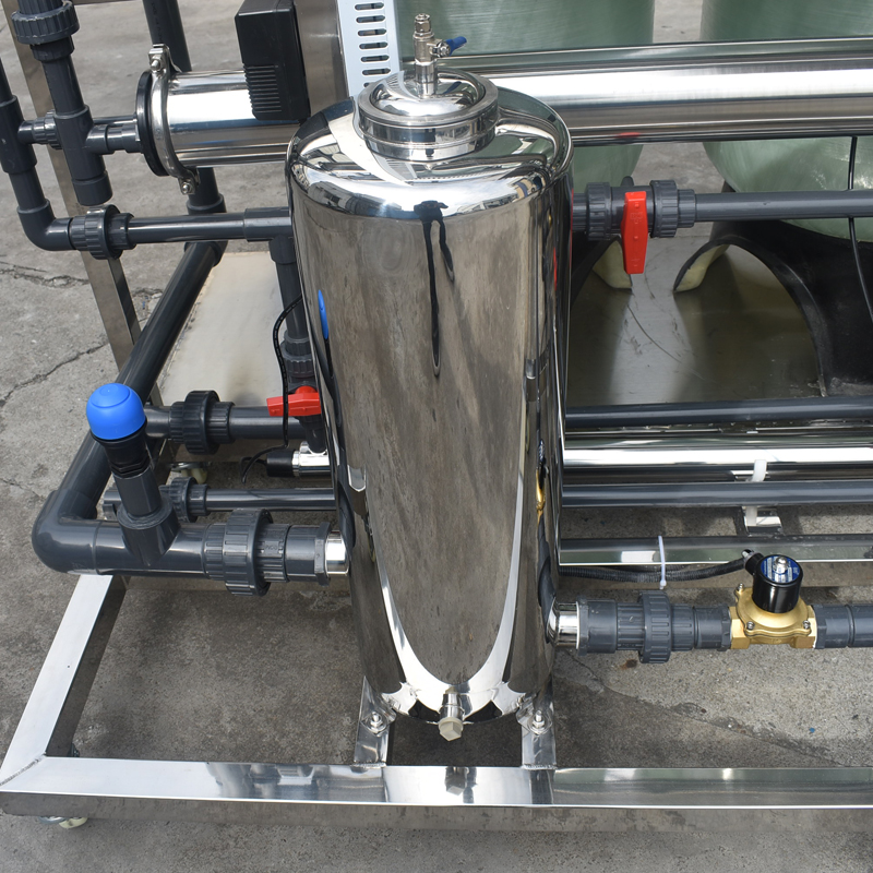 2000 liters per hour reverse osmosis drinking water filter systems