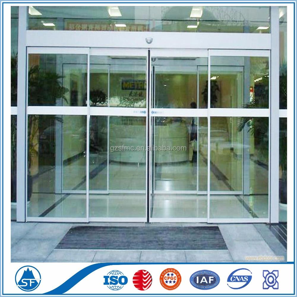 Cliente diseño de ventana corrediza con marco De Aluminio con doble ...