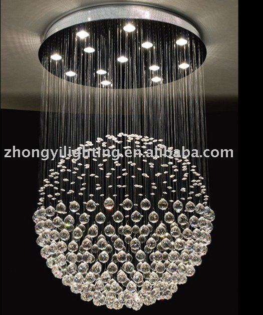 Ball Modern Crystal Ceiling Lamp Zy-28385