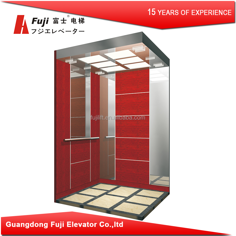 Fuji China Supplier Home Elevator Stainless Steel Lifts Elevator ...