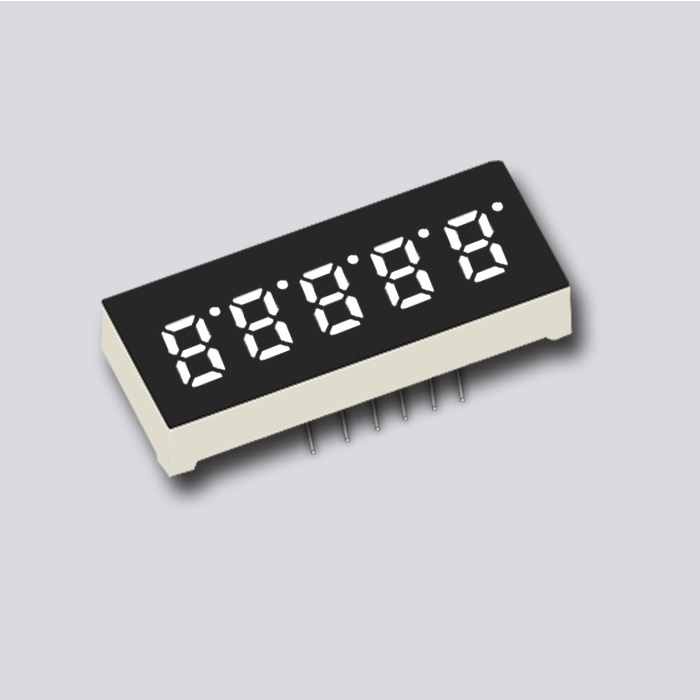 Custom 0.56 inch 3 4 5 digit small 7 seven segment <strong>LED</strong> <strong>display</strong>