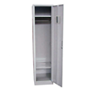 Strong structure single door wardrobe used military metal lockers sale