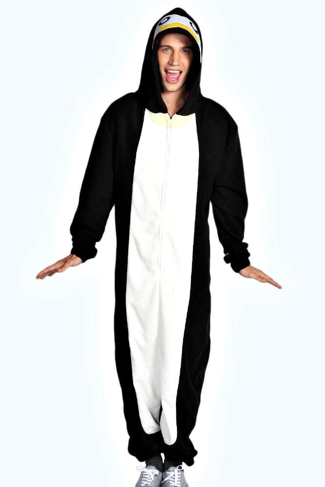 Penguin Pajamas For Men Breeze Clothing
