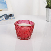 pure natural soy wax scent candle ,home decoration art candle