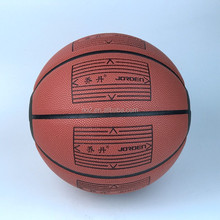 Cheap size 7 Rubber Street Basketball with Colorful Pattern for Promotion