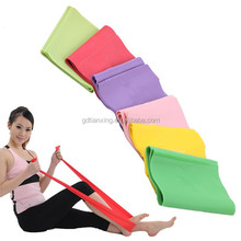 Fashion Yoga Training Sport Latex Exercise Fit Rubber Bands