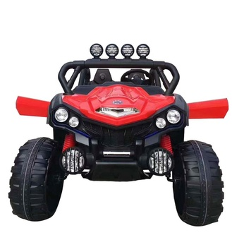 Big vehicle high speed electric kids car baby ride on toys car with shock absorption