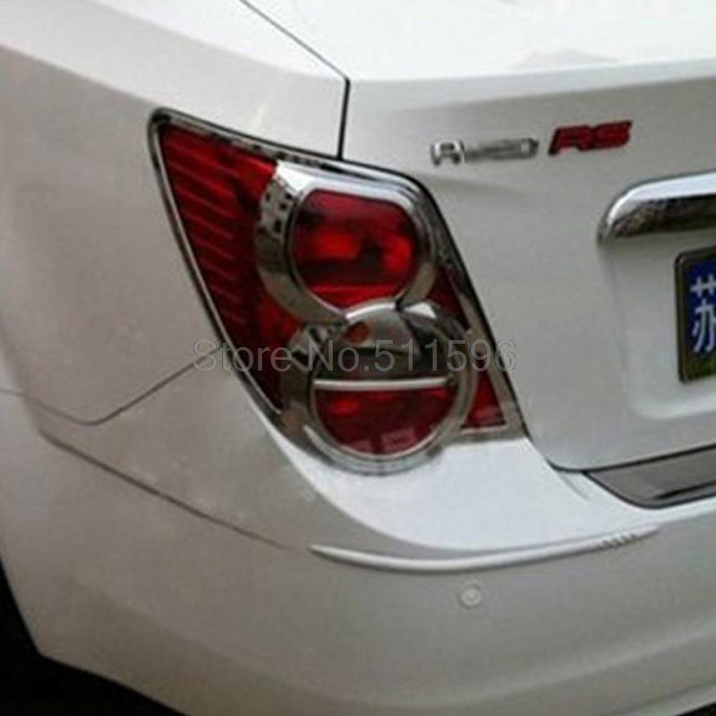 For Chevrolet Aveo Sonic 2011 2012 2013 After Rear Tail