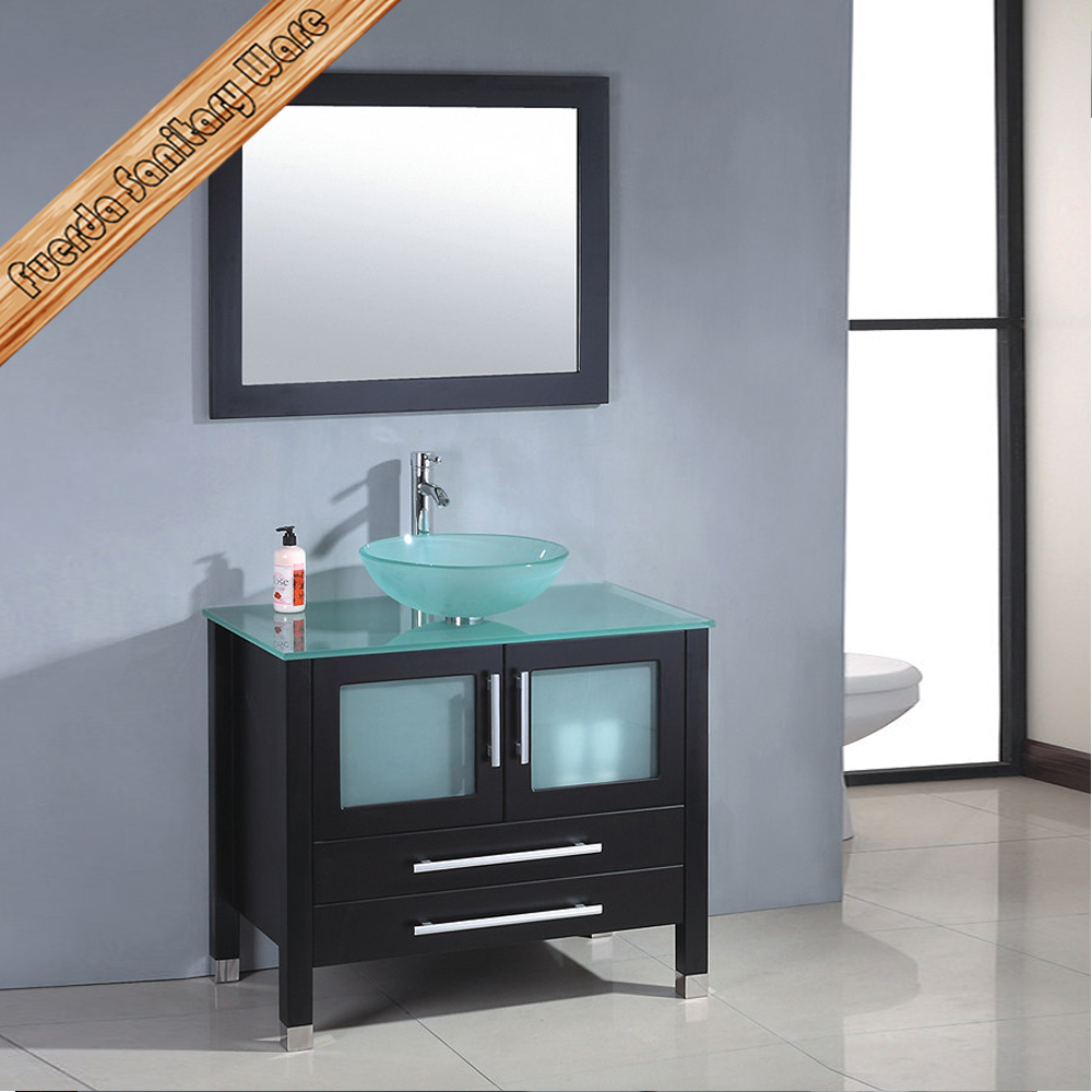 China Glass Bath Vanity, China Glass Bath Vanity Manufacturers and ...