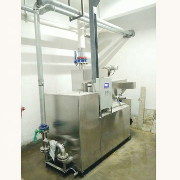 basement building architectural design with kitchen restaurant oil water separator Treatment System